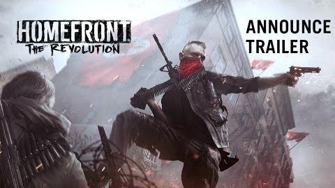 Homefront The Revolution - Announcement Trailer UK