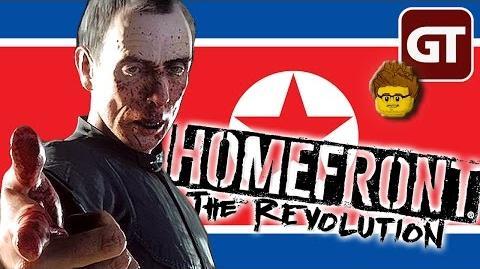 Die ersten 50 Minuten HOMEFRONT THE REVOLUTION bei »Hey Fritz, spiel mal...« PC-Gameplay, German