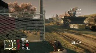 Homefront 2 Multiplayer Map Woodland - Cancelled Xbox 360 Game