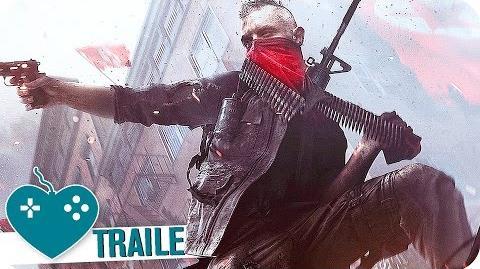 HOMEFRONT THE REVOLUTION Trailer German Deutsch (2016)
