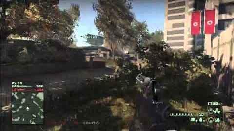 Homefront M9 Pistol Only 20-5