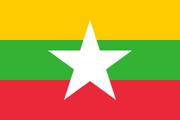 Flag of Myanmar svg
