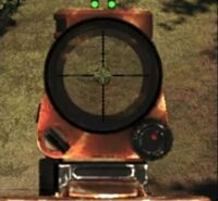 ACOG Scope Mk1 ADS