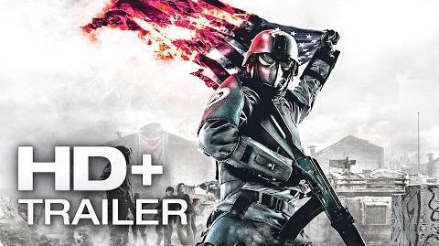 HOMEFRONT THE REVOLUTION Gamescom Trailer