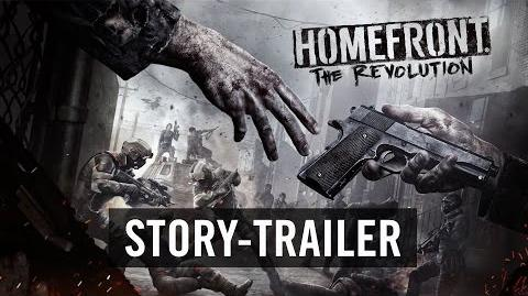 Homefront The Revolution Story-Trailer (Offiziell)