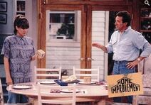 1994 Home Improvement (Skybox) Adventures in Fine Dining - B