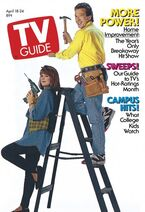 TV Guide - April 18, 1992
