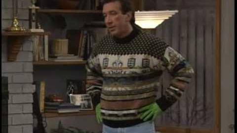 Home Improvement 1x19 Unchainged Malady part 2