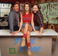 Tim, Heidi and Al