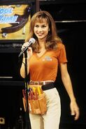 Debbe dunning white pants 3