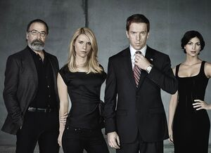 Homeland Season 2 Cast Promo