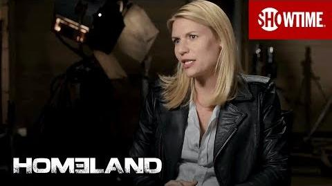 Claire Danes on Carrie Mathison in Season 7 Homeland SHOWTIME