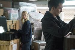 Homeland 504 - Why Is This Night Different