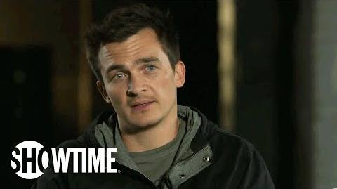 Homeland Rupert Friend on Peter Quinn Season 5