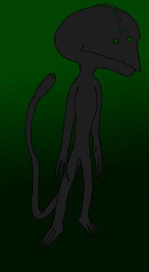 Ciitarkian Alien A Day