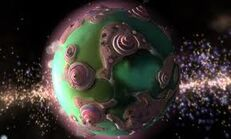 Something, it is a planet