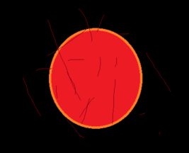 Moltoon sun