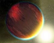 Alien-water-planet