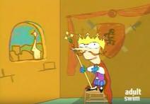 Shrinking president king screenshot