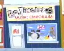 Bojangles music emporiumscreenshot