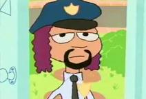 Police officerscreenshot