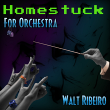 Homestuck For Orchestra EP Generated Album Image