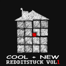 Cool and new redditstuck volume 1 cover art