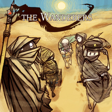 The Wanderers Album cover-1-
