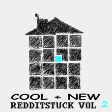 Cool and new redditstuck volume 2 cover art