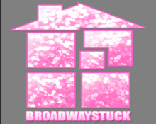 Broadwaystuck Logo