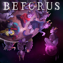 --Beforus album cover art by Gilwing