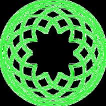Homestuck Spirograph Logo