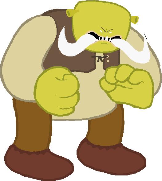Felt Ogre