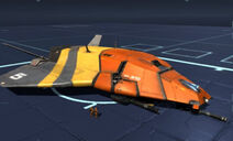 Coalition Forge Gunship