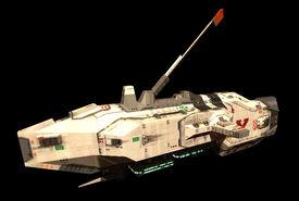 Command Corvette