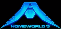 Homeworld 3 logo