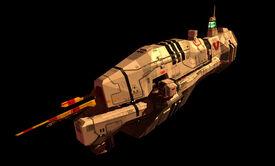 Vaygr Assault Frigate