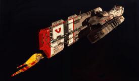 Vaygr destroyer