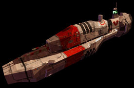 Heavy Missile Frigate