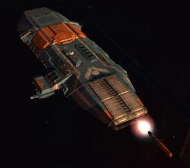 Torpedo Frigate