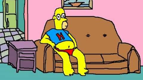 Hommer Simpson 2