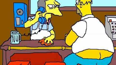 Hommer Simpson 3