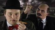 Vlagyimir Lenin vs Winston Churchill