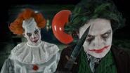 Pennywise vs Joker