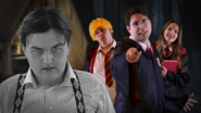 Harry Potter vs Harry Houdini