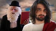 Charles Darwin vs Jézus Krisztus