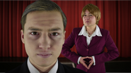 Vlagyimir Putyin vs Angela Merkel