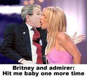 Bush-britney