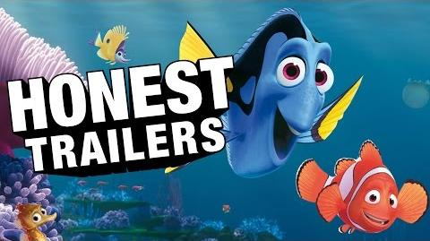 Honest Trailer - Finding Nemo