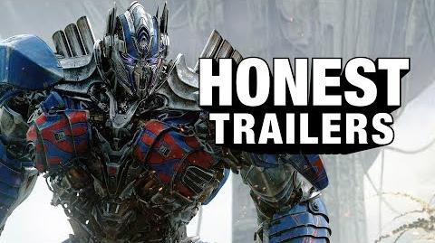 Honest Trailer - Transformers: The Last Knight